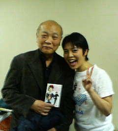 小田島雄志先生と♪(^O^)
