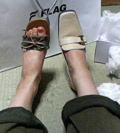 靴買っちゃった♪o(^-^)o