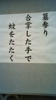 俳味ナシ〜(_´Д`)ノ~<br />  ~
