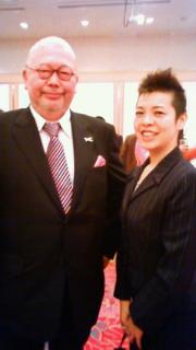 睦月影郎先生、30<br />  年&300<br />  冊記念パーティー!@品川プリンスホテル