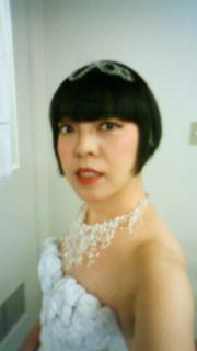しづこちゃん、可愛いお嫁さんになるの!