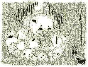 画:石黒亜矢子1