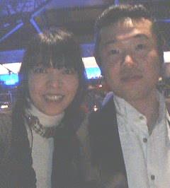 杉本さんと一緒♪